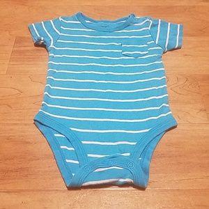 Carter's 6 month baby boy onesie